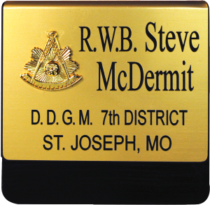 Eastern Star Masonic Name Badges, Masonic Name Tags, Masonic